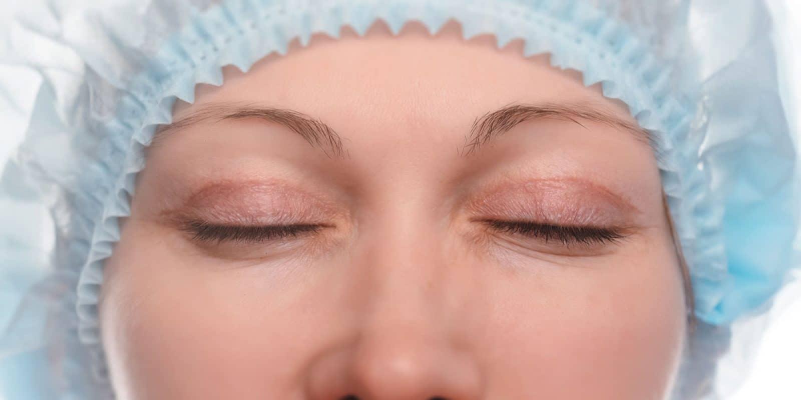 La blépharoplastie (ou chirurgie des paupières)