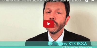 chirurgie-esthetique douleur rhinoplastie