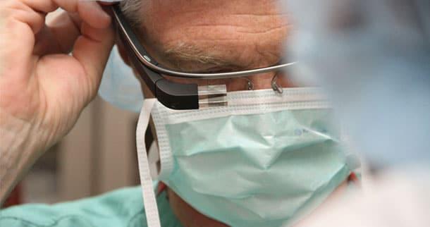 Les Google Glass au service de la chirurgie esthétique ?