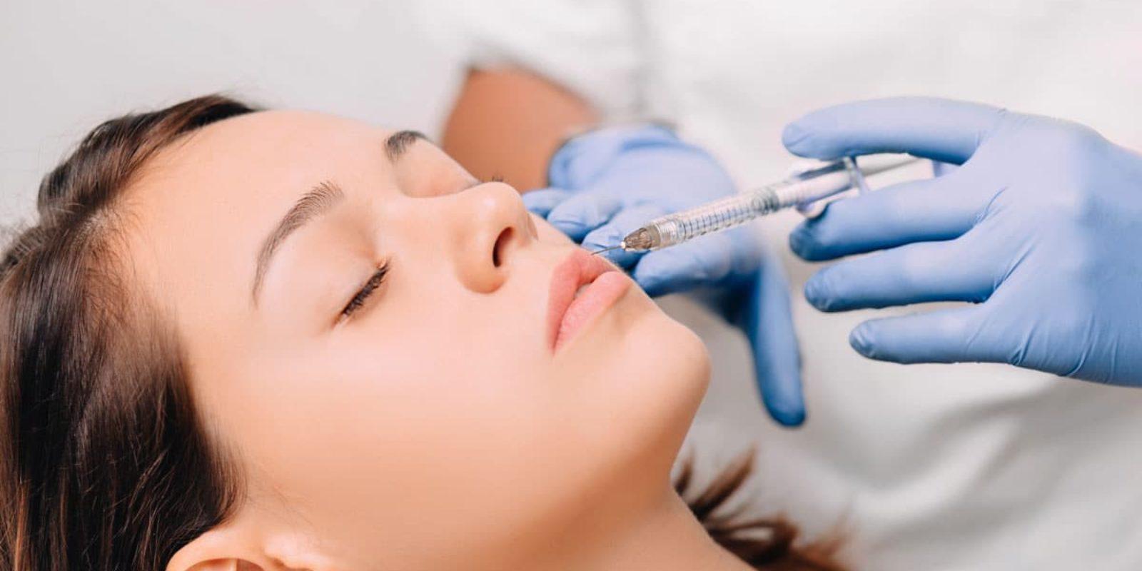 L'injection d'acide hyaluronique dans les lèvres