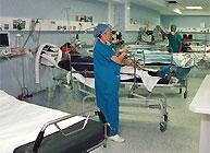 Une équipe d'anesthésistes réanimateurs de qualité est présent 24 heures sur 24
